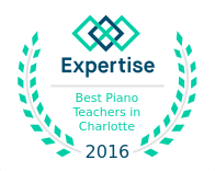 Best Piano Teachers in Charlotte - 2016